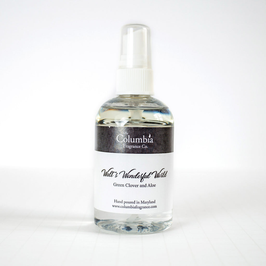 Hand sanitizer sprays - The Columbia Fragrance Co.