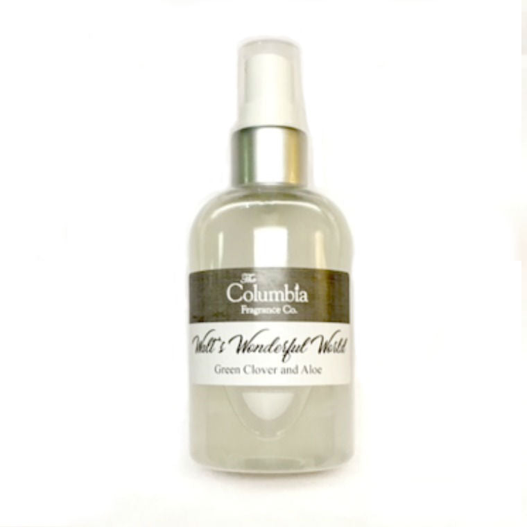 Dry Lotion Spray, 4 oz - Reminiscent Collection - The Columbia Fragrance Co.