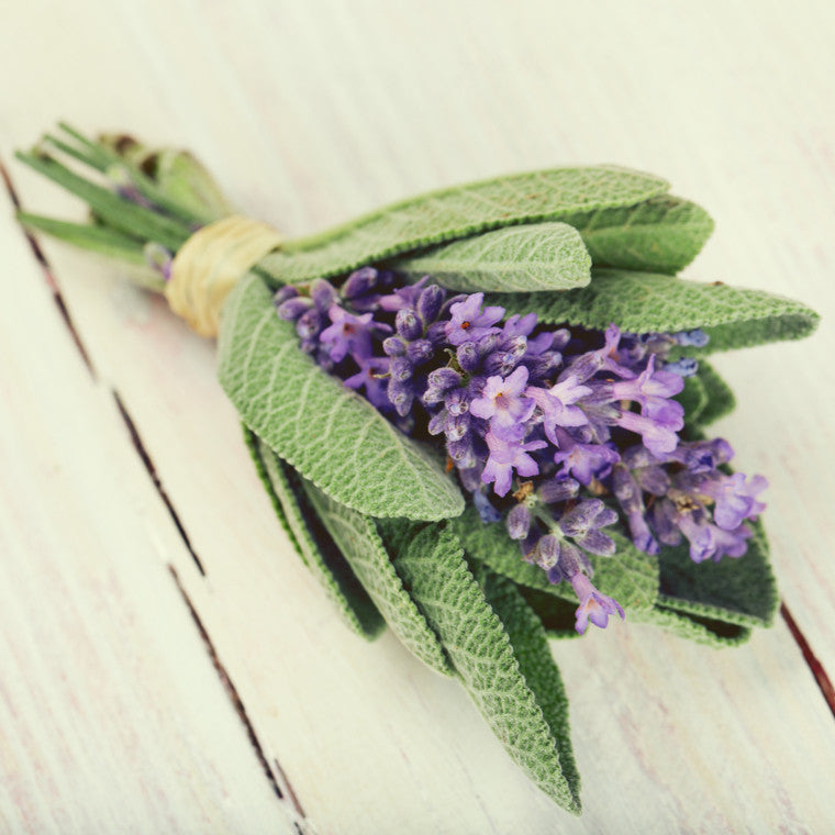 Lavender and Sage