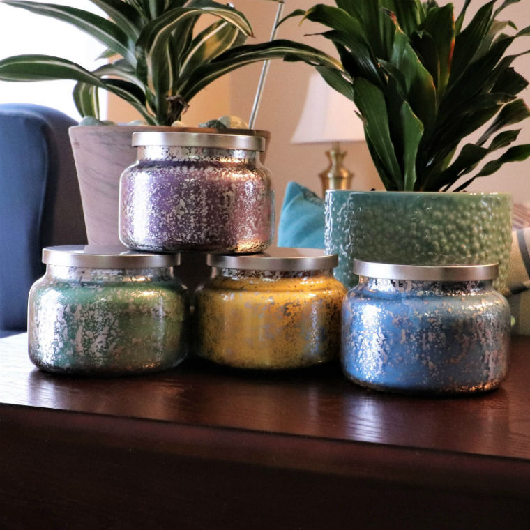 Reflections Collection candles - The Columbia Fragrance Co.