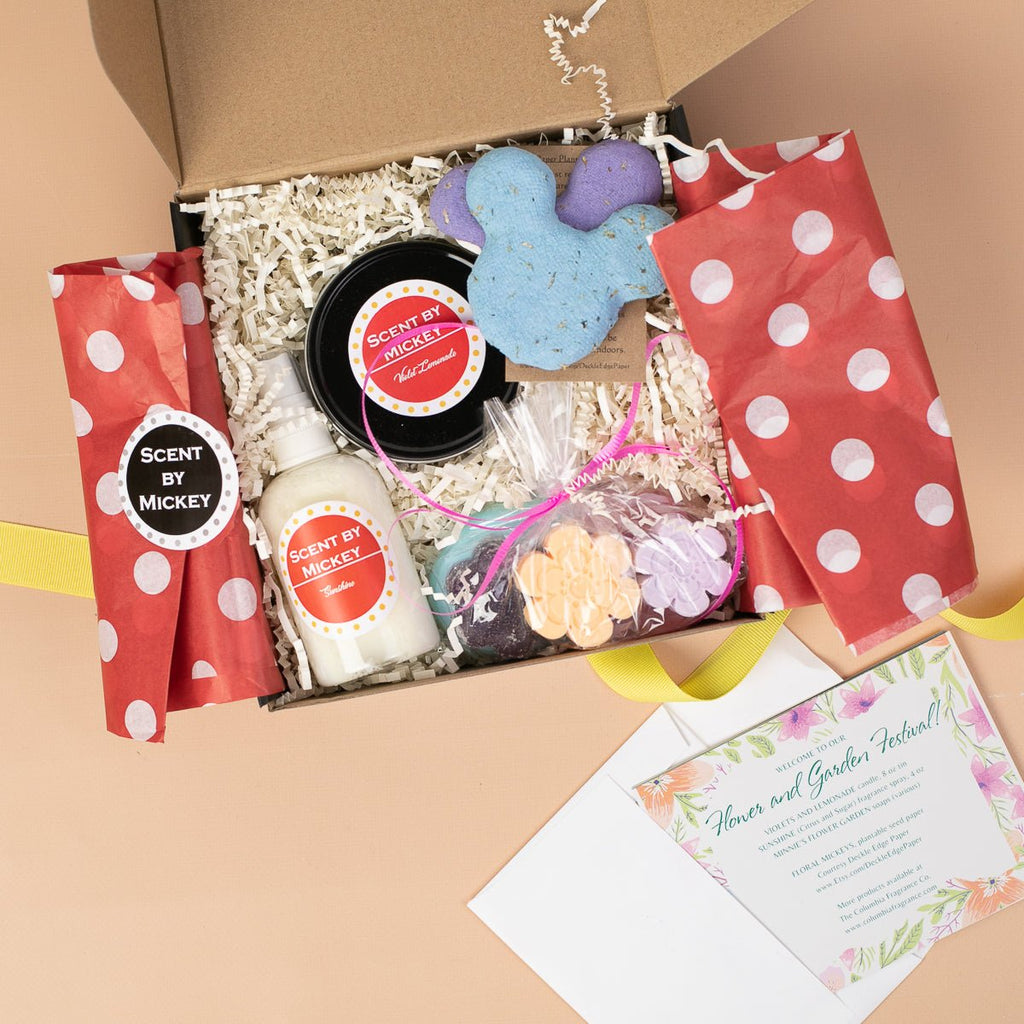 Scent By Mickey subscription boxes - The Columbia Fragrance Co.