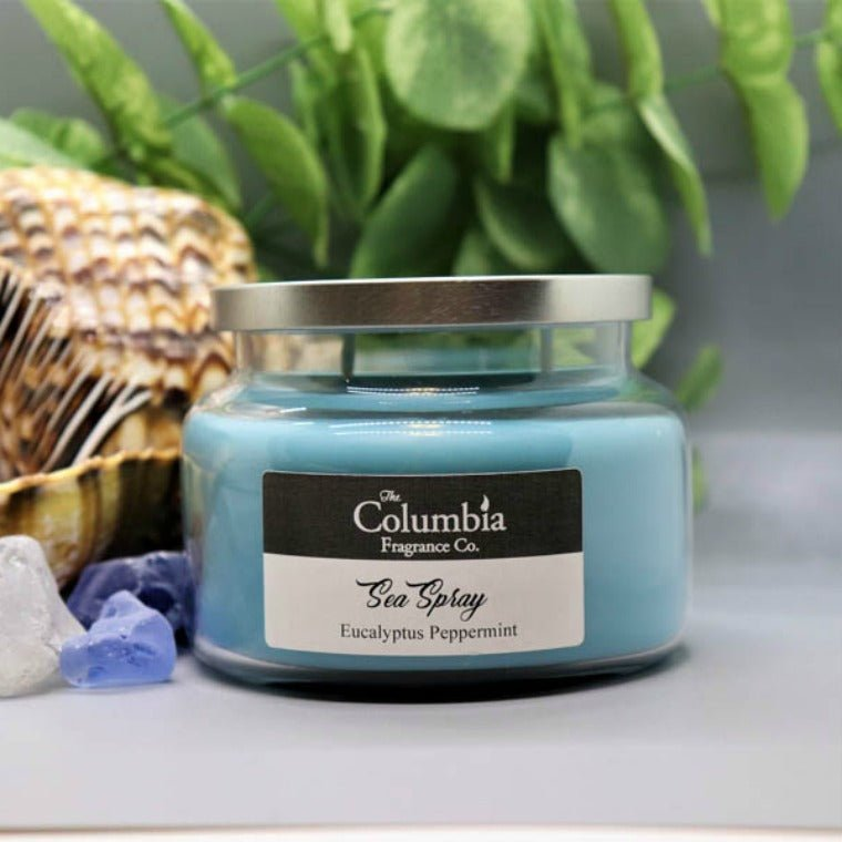 Sea Spray (Eucalyptus Peppermint) candle