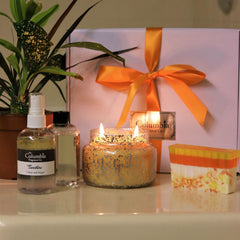 Bath and Body Gift Set