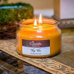 Very Vero (Orange Blossom) candle - The Columbia Fragrance Co.