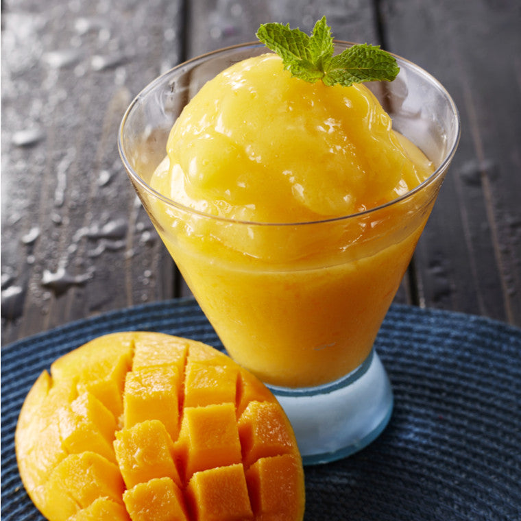 Summer Sorbet - Mango Papaya