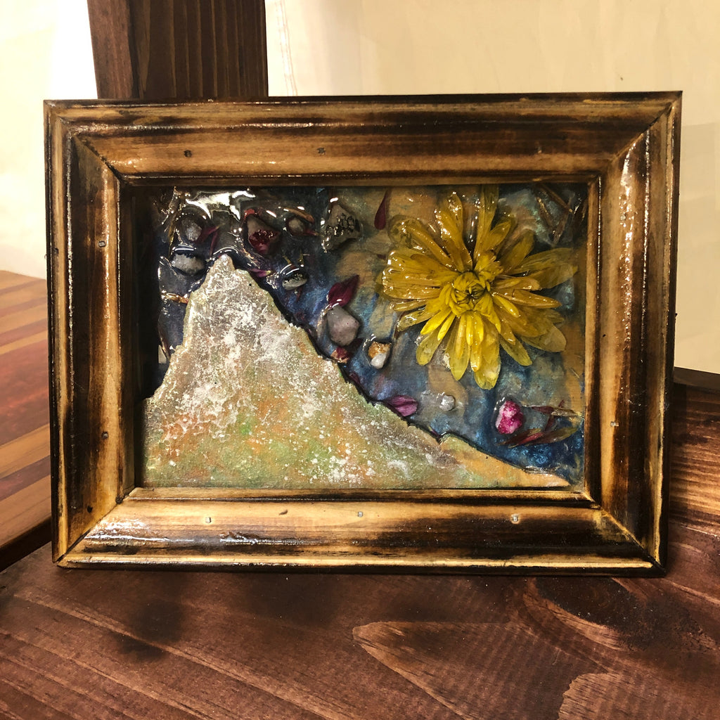 Mini Mountain Art