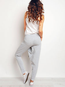 Pantalon survêtement Infinite You couleur gris