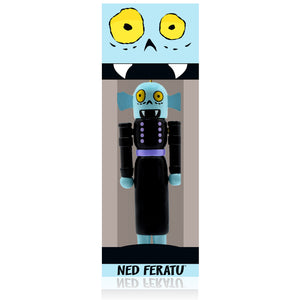 Ned Feratu Holiday Ornament