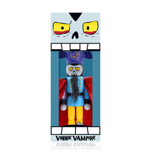 Vinnie Vampire Holiday Ornament