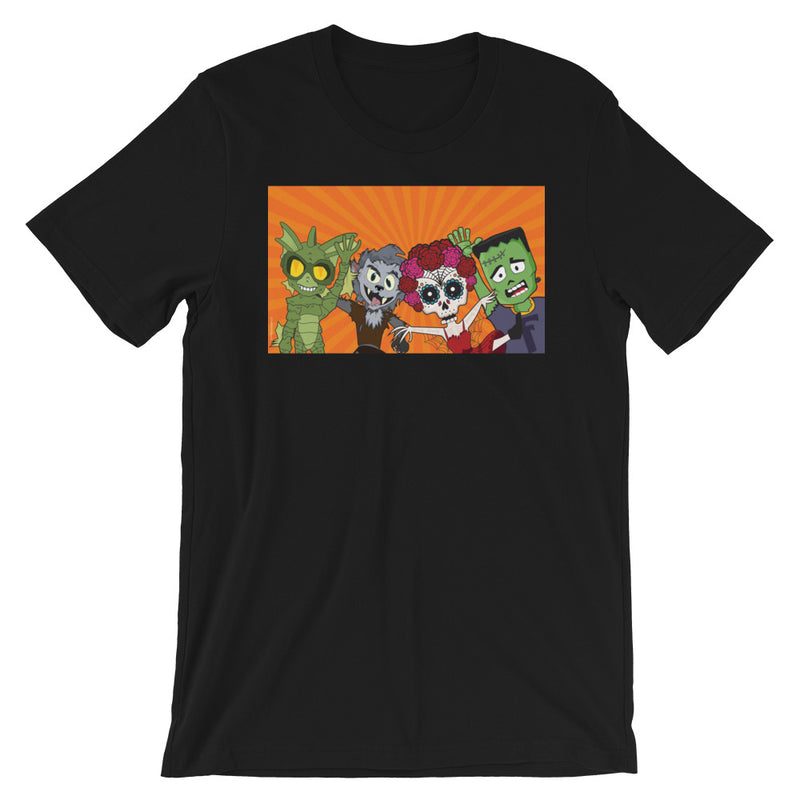 Monster Crackers Trick-or-Treat Tee - All Gender