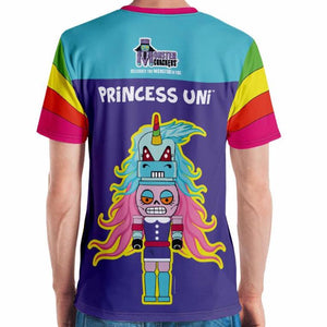 Princess Uni Adult Tee All-Over Print