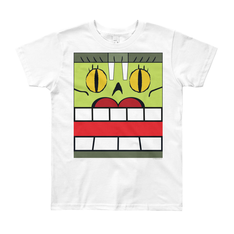 Mia Deusa Box Face Youth (8-12 yrs) Tee - All Gender