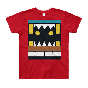 Midnight Howl Box Face Youth (8-12 yrs) Tee - All Gender