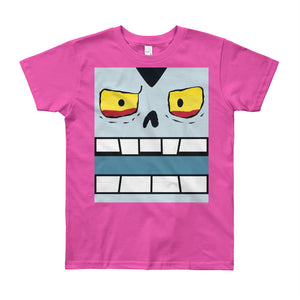 Vinnie Vampire Box Face Youth (8-12 yrs) Tee - All Gender