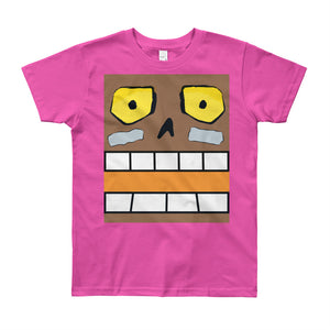 Bayou Bill Box Face Youth (8-12 yrs) Tee - All Gender