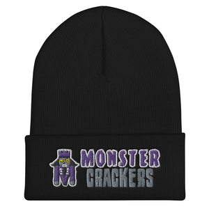 Monster Crackers Logo Beanie - All Gender