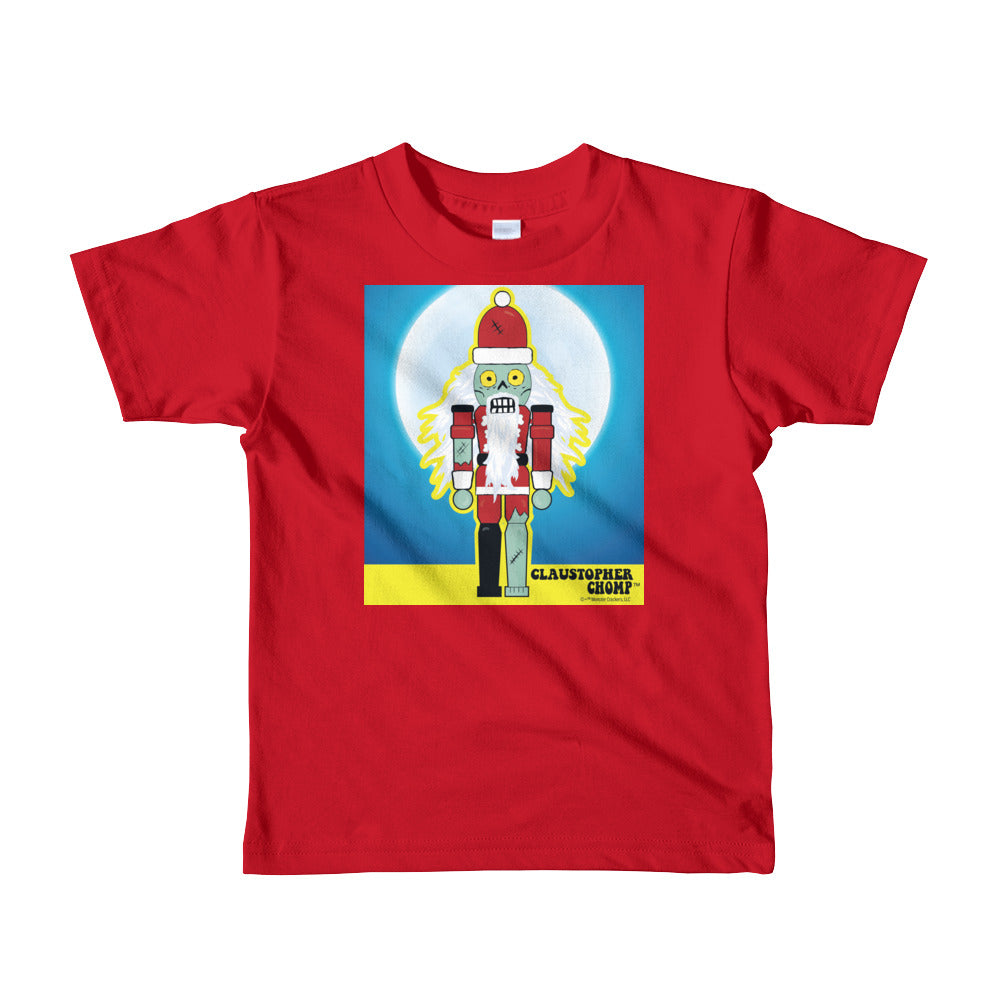 Claustopher Chomp Full Moon Kids Tee (2-6 yrs)