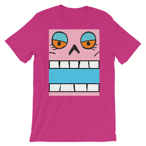 Princess Uni Box Face Adult Tee - All Gender