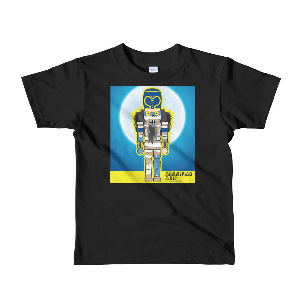 Mummified Mel Full Moon Kids Tee (2-6 yrs)