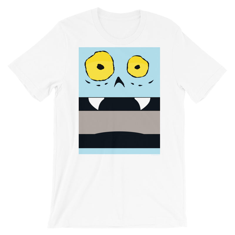 Ned Feratu Box Face Adult Tee - All Gender