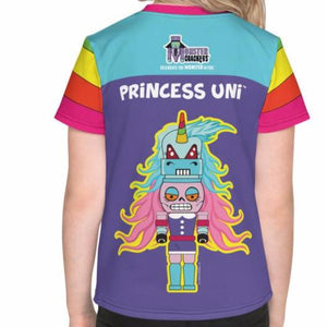 Princess Uni Kids Tee (2T-7) All-Over Print