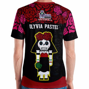 Olyvia Pastel Adult Tee All-Over Print