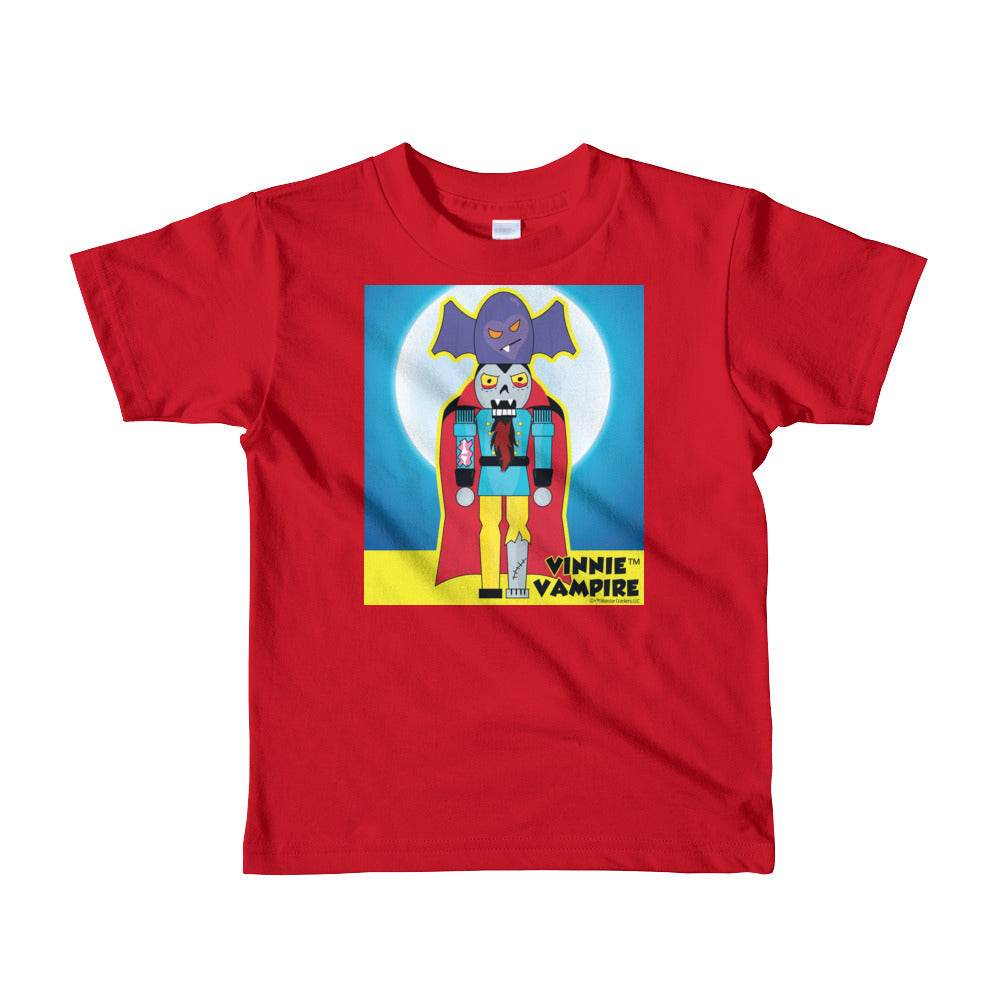 Vinnie Vampire Full Moon Kids Tee (2-6 yrs)