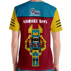 Midnight Howl Adult Tee All-Over Print