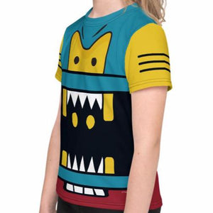 Midnight Howl Kids Tee (2T-7) All-Over Print