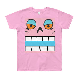 Princess Uni Box Face Youth (8-12 yrs) Tee - All Gender