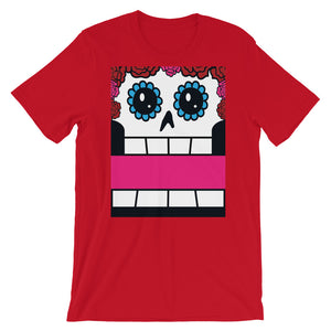 Olyvia Pastel Box Face Adult Tee - All Gender