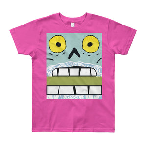 Claustopher Chomp Box Face Youth (8-12 yrs) Tee - All Gender
