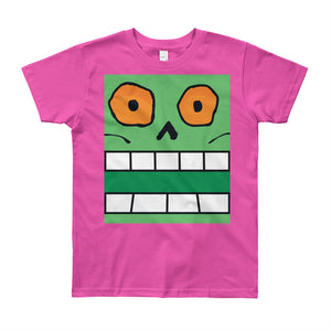 Marco Smash Box Face Youth (8-12 yrs) Tee - All Gender