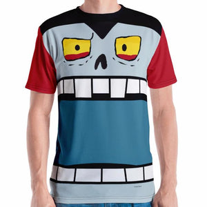 Vinnie Vampire Adult Tee All-Over Print