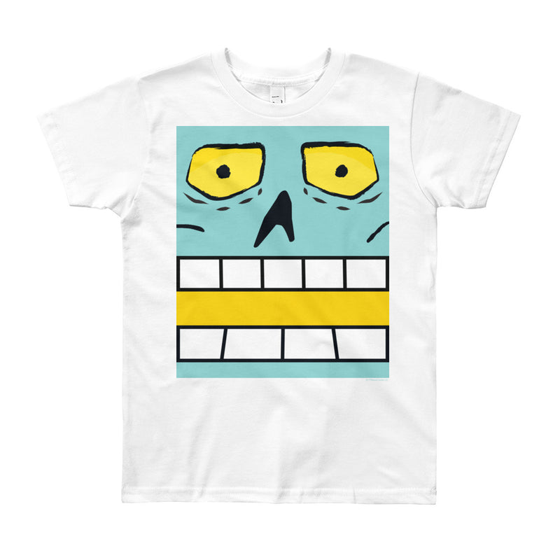 King Chomp Box Face Youth (8-12 yrs) Tee - All Gender