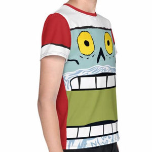 Claustopher Chomp Youth Tee (8-20) All-Over Print