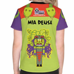 Mia Deusa Kids Tee (2T-7) All-Over Print