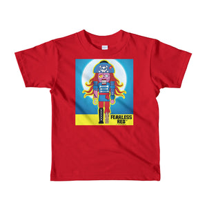 Fearless Red Full Moon Kids Tee (2-6 yrs)