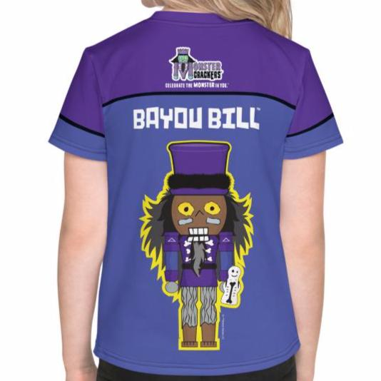 Bayou Bill Kids Tee (2T-7) All-Over Print