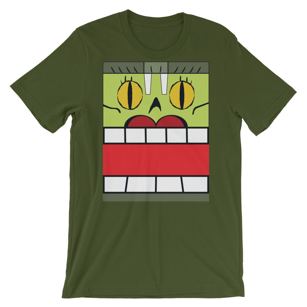 Mia Deusa Box Face Adult Tee - All Gender
