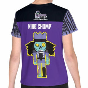 King Chomp Youth Tee (8-20) All-Over Print