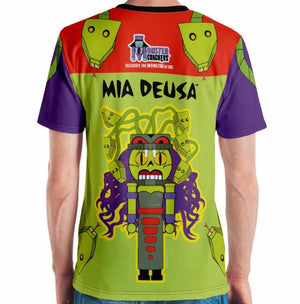 Mia Deusa Adult Tee All-Over Print