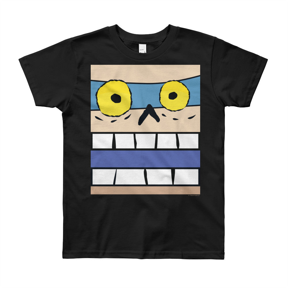 Mummified Mel Box Face Youth (8-12 yrs) Tee - All Gender