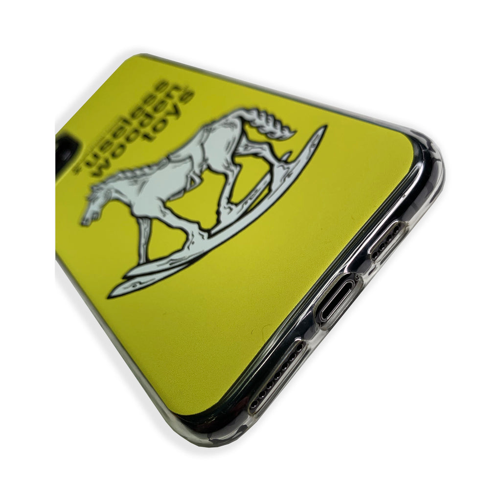 Samsung S10 Plus Rocking Horse Phone Case