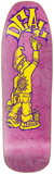 New Deal Tagger HT Deck Pink 9.5""
