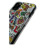 Huawei P30 Pro Sticker Pile Phone Case