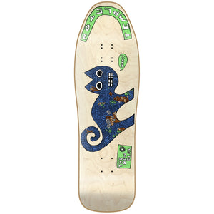 "New Deal Templeton Cat HT Deck 9.75"" Natural"