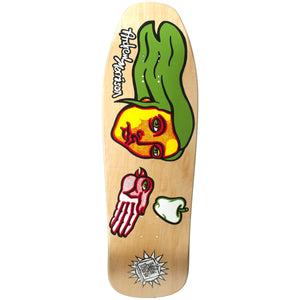 "New Deal Morrison Bird Hand SP Deck 9.875"" Natural"