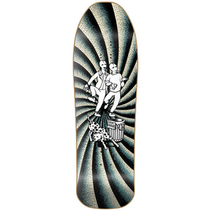 "New Deal Douglas Chums HT Deck 9.75"" Natural"