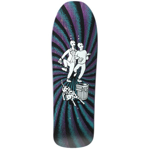 "New Deal Douglas Chums SP Deck 9.75"" Purple"